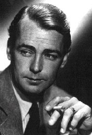 Alan Ladd - portrait